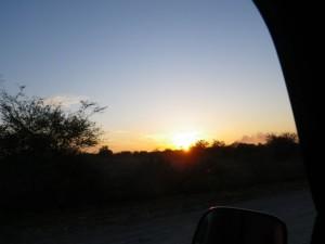 Last Isla sunrise,
