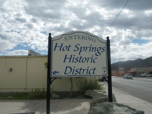 T or C's original name was Hot Springs.
