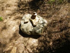 Nice pile of rocks.