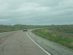 If I didn't have this labeled as Wyoming, I would think it's southern SK.