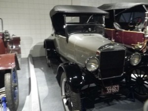 Model T.