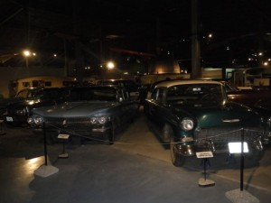 I wish I'd lived in the '50s just for the cars!