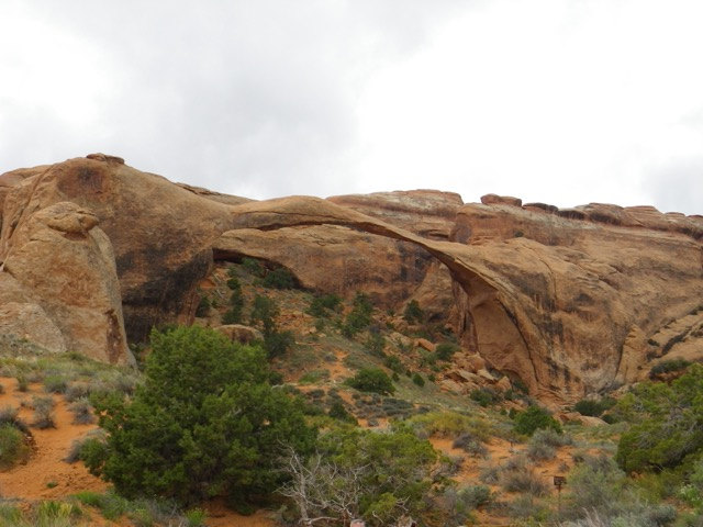 Landscape Arch, Arches National Park